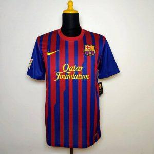 2011 12 Barcelona Home BNWT M 419877 486 Nike 2