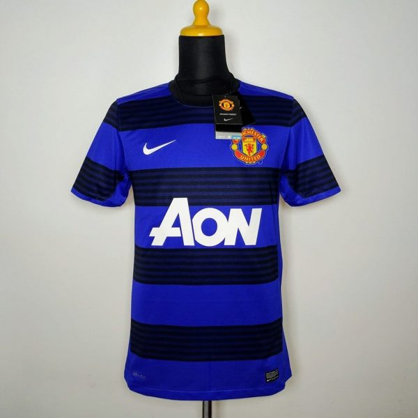 2011 12 Manchester United Away
