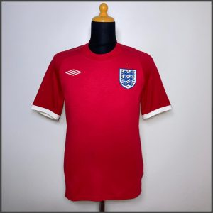 2010 11 England Away Shirt Very Good XL