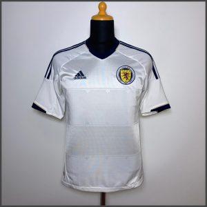 2012 14 Scotland Away Excellent S X11773 Adidas