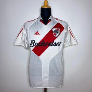 2004 05 River Plate Home Shirt Good M