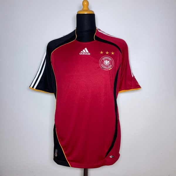 2005 07 Germany Away Excellent M 066897 Adidas