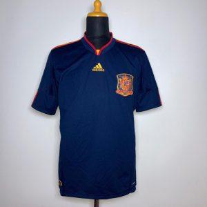 2010 Spain Away Excellent M P47896 Adidas