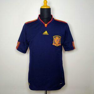 2010 Spain Away Excellent M P47896 Adidas 6