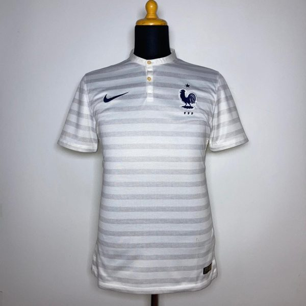 2014 France P2R Away Excellent M 577925 105 Nike 1