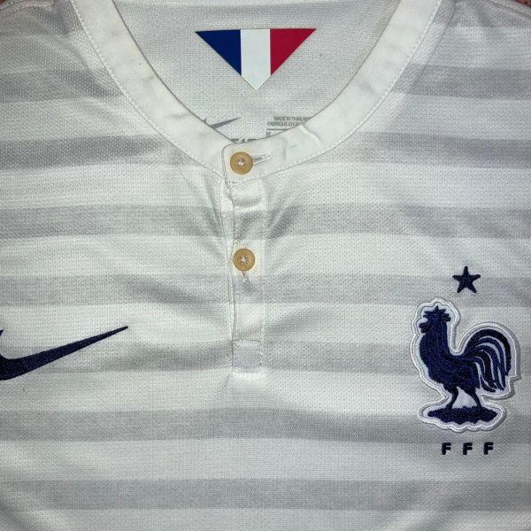 2014 France P2R Away Excellent M 577925 105 Nike 5