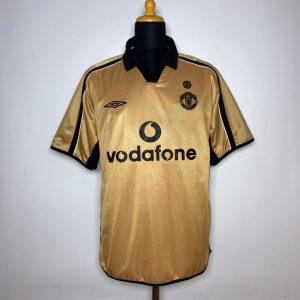 2001 02 Manchester United Centenary