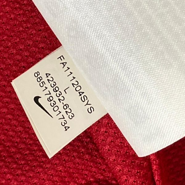 2011 12 Manchester United Home 423932 623 Nike 5