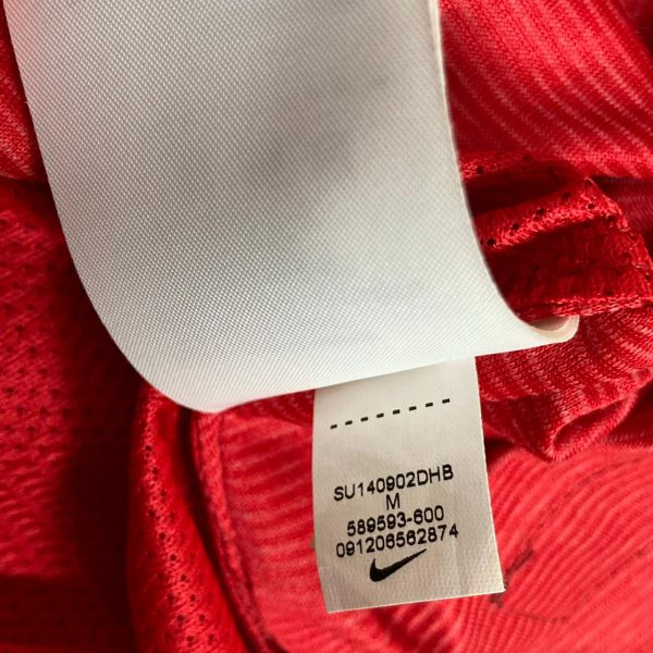 2014 England P2R Away Excellent M 589593 600 Nike 7
