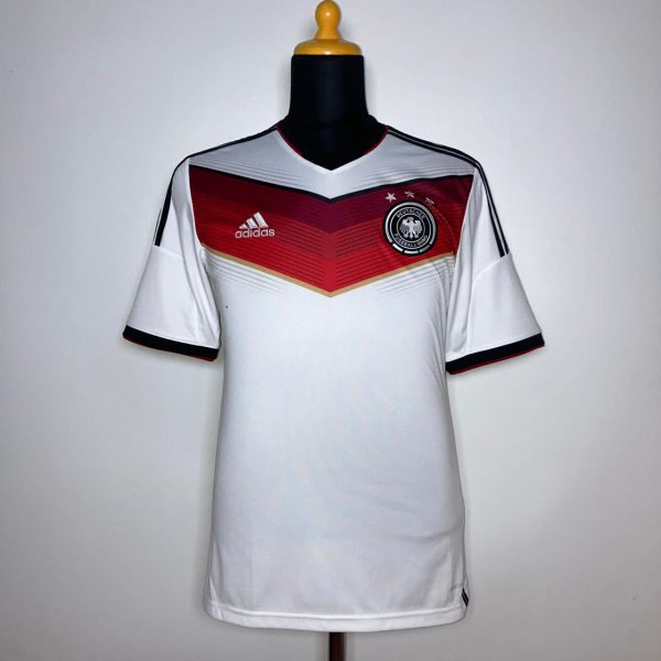 2014 Germany Home Excellent S G87445 Adidas 1 1