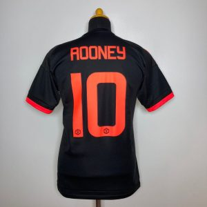 2015 16 Manchester United Third Rooney 1