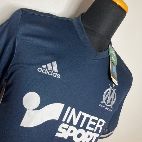 2016 17 Olympique Marseille Away Payet 11 3
