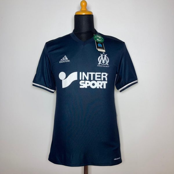 2016 17 Olympique Marseille Away Payet 11 4