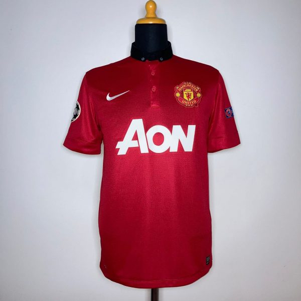 CLASSICSOCCERSHIRT.COM 2013 14 Manchester United Home Giggs 1