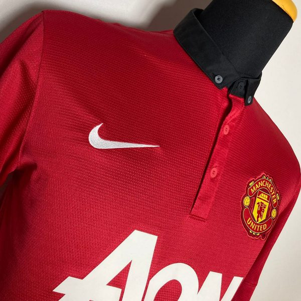 CLASSICSOCCERSHIRT.COM 2013 14 Manchester United Home Giggs 2