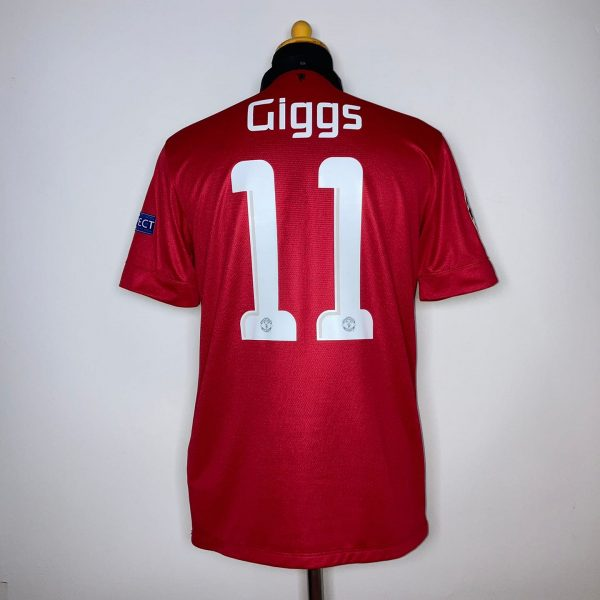 CLASSICSOCCERSHIRT.COM 2013 14 Manchester United Home Giggs