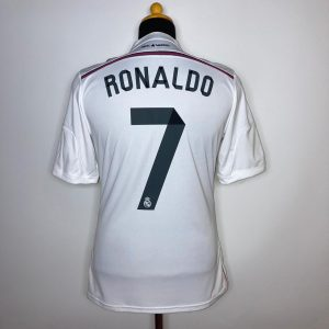 CLASSICSOCCERSHIRT.COM 2014 15 Real Madrid Home Ronaldo