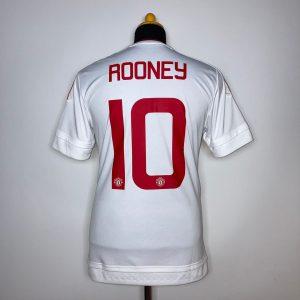CLASSICSOCCERSHIRT.COM 2015 16 Manchester United Away Rooney