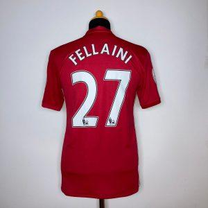 CLASSICSOCCERSHIRT.COM 2016 17 Manchester United Home Fellaini
